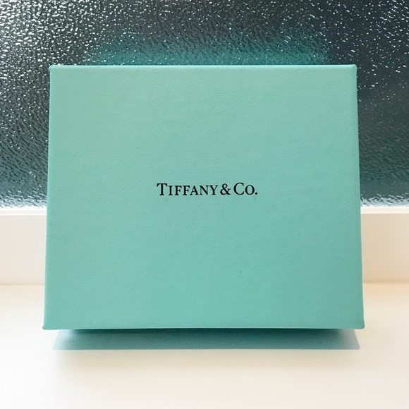e6935a35e8 Tiffany & Co. Jewelry | Sale New Tiffany Box Wpouch Medium Necklace ...
